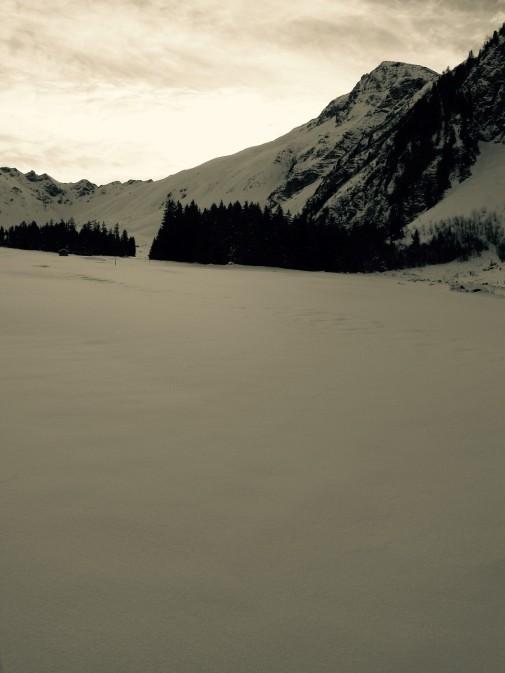 Snow untouched