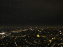 View from Tour Eiffel
